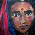 Indienne rose2