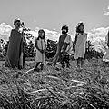 Les filles au moyen-âge : au temps des saintes, des princesses et des sorcières
