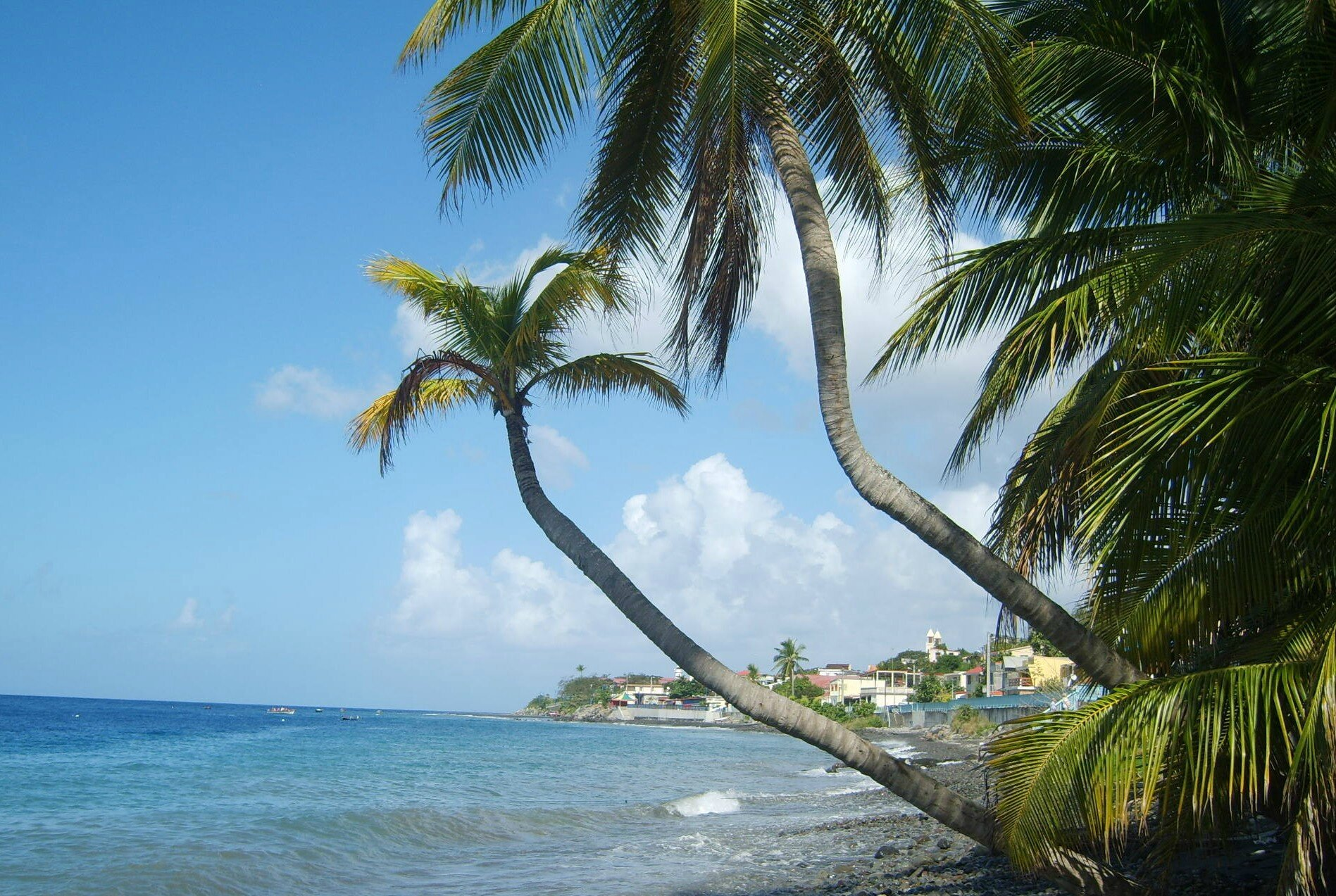 Journée détente, à la plage des Salines :