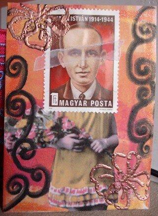 002 Magyar posta - Partie aux USA chez Larry