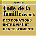 L8-DES <b>DONATIONS</b> ENTRE VIFS ET DES TESTAMENTS-T1-DISPOSITIONS GENERALES COMMUNES-C2-DE LA CAPACITE DE DISPOSER ET DE RECEVOIR