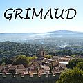 [provence] grimaud