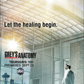 Desperate Housewives et <b>Grey</b>'<b>s</b> <b>Anatomy</b> - Posters promo