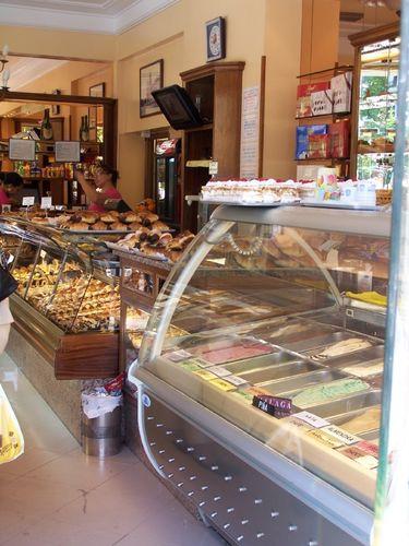 San Sebastian-pâtisserie Oyarzun