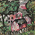 Kazimir Malevich <b>Landscape</b> to star in Christie's Impressionist and Modern Art Evening Sale