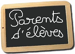 Election des parents d'élèves - vendredi 7 octobre 2016