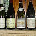 Des vins rouges de Bourgogne du millésime 2006, à l'aveugle (fin)