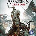 Test de Assassin's <b>Creed</b> III - Jeu Video Giga France