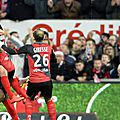 Ligue 1: 18eme journée: Les leaders à la peine.