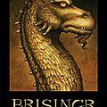 Eragon, tome 3: brisingr de christopher paolini
