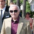 Aznavour aujourd'hui a cannes pour up