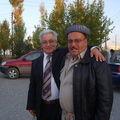 لقاء مع السيد حميد شريف في زاخو سنة 2009