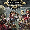 Boutique jeux de société - Pontivy - morbihan - ludis factory - Leagues Of Adventure