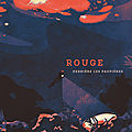 ROUGE, le piano jazz au sommet avec l'album Derrière les Paupières