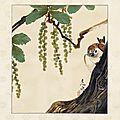 Shibata Zeshin (1807-1891), <b>Album</b> <b>leaf</b> <b>mounted</b> <b>as</b> <b>a</b> <b>kakejiku</b>, circa 1870-1890
