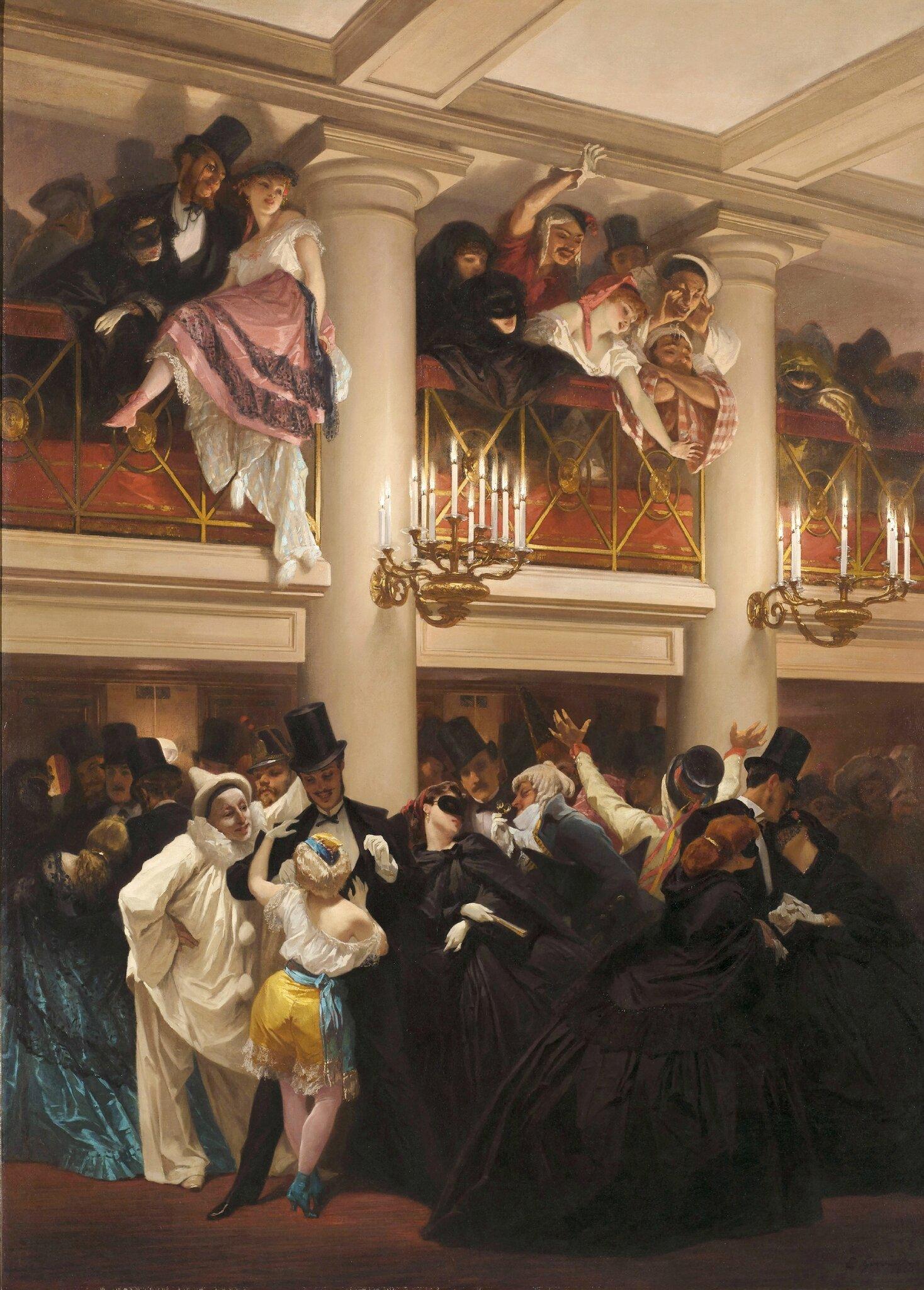 Le Kunsthaus Zürich présente «Acclamée et brocardée. La peinture française 1820–1880»