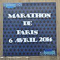 Marathon de paris 2014: présentation