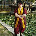 Cosplay Zuko (Avatar)