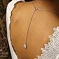 Vos bijoux de <b>mariage</b> disponibles sur la boutique en ligne, en prêt à porter !