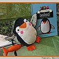 Ce matin... un pingouin...