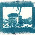Fontaine de brumath - cyanotype