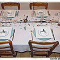 TABLE DES PECHEURS