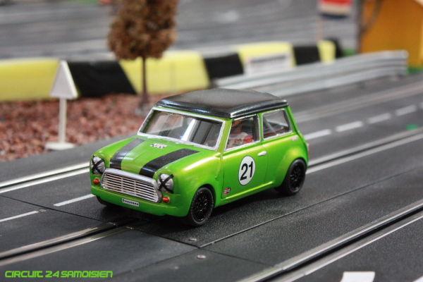 Mini Austin au 1/24ème par SSS