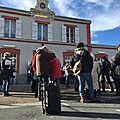 Le guichet de la gare sncf à avranches définitivement fermé le 31/03/2018 après 140 ans d'existence