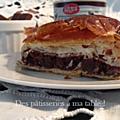 galette chocolat-creme de marrons 2