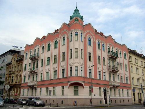 On ose les couleurs, Bratislava