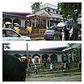 Visite de 7 chantiers municipaux de Douala (avec Photos)