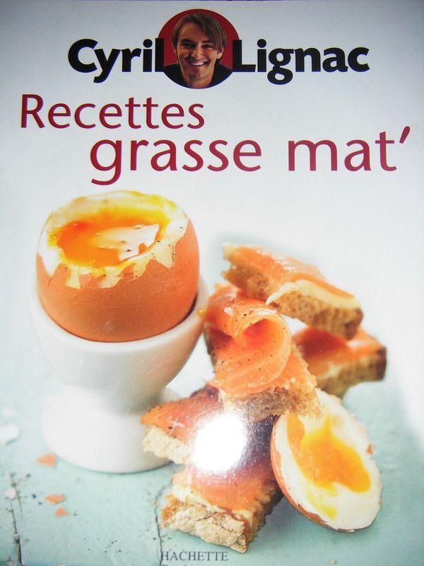 recette grasse mat'