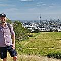 Honeymoon to New Zealand - Auckland and Waiheke Island