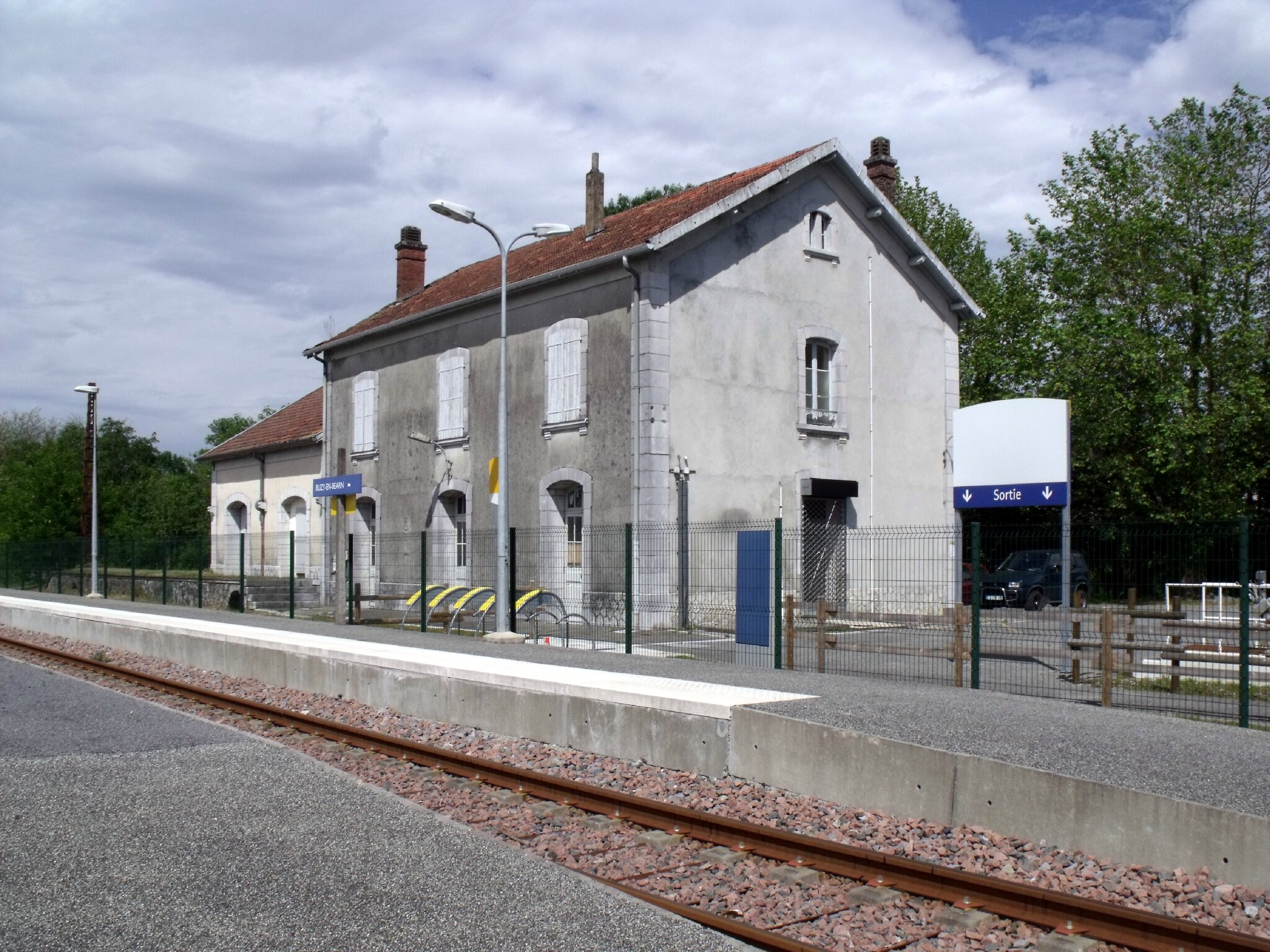 Buzy-en-Béarn (Pyrénées-Atlantiques - 64) BV