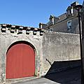 Un vestige du district de <b>Vihiers</b> sous la Révolution