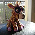Mas fotos de la girafa! / plus de photos de la girafe!