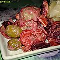 Salade bouchons/légumes à la mayonnaise