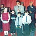 Prince Moulay Rachid opens Kids Cup. 2003