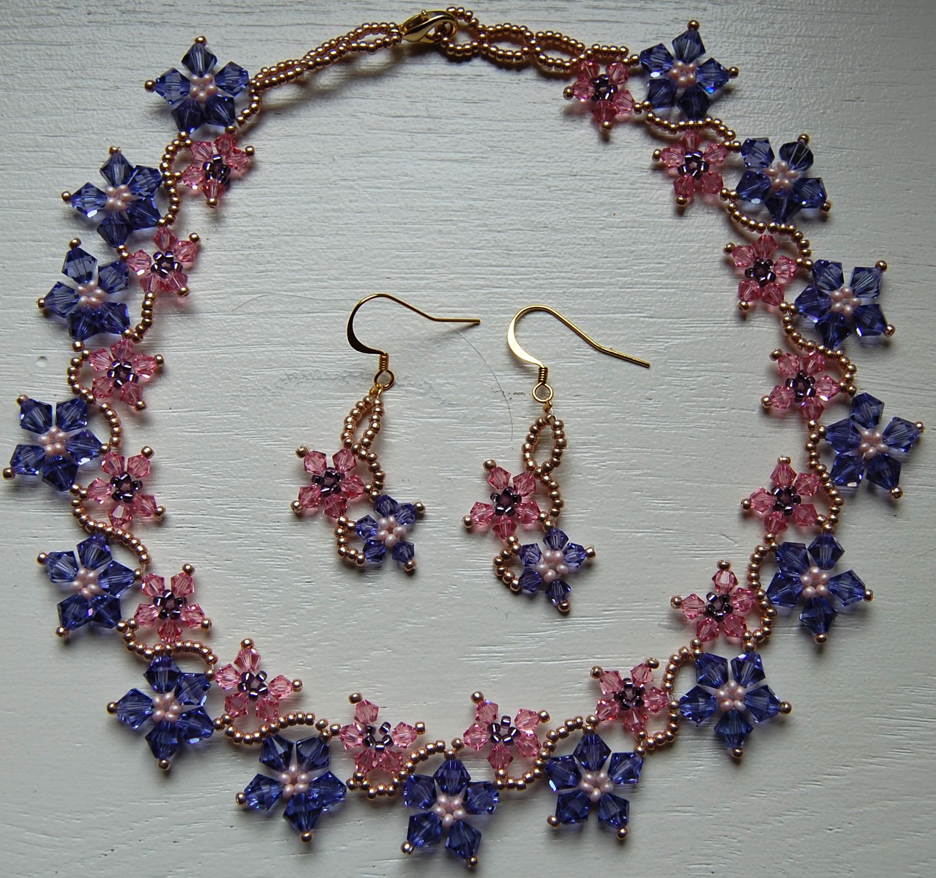 Collier de fleurs