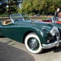 Jaguar XK 140 convertible 01