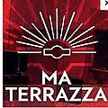 Ma Terrazza : un nouvel aperitivo au Flow