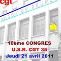 Congrès USR CGT 35