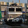 BB 7396 'fantôme', dépôt de Bordeaux