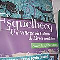 Esquelbecq, 2/07/2011: la nuit des livres