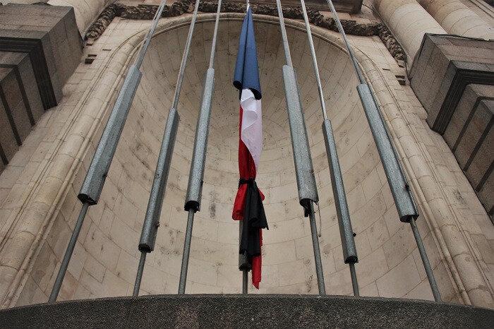 Place de la mairie, Rennes - Photo ML Henry