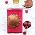 Pancakes <b>Banane</b>-Chocolat