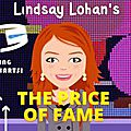 Lindsay Lohan sort le jeu mobile The Price of Fame