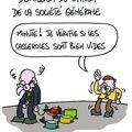 Démission du patron de la <b>société</b> <b>Générale</b> - par Lasserpe - 6 mai 2009