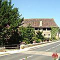 Un village historique et protégé
