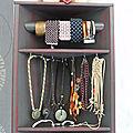 Etagère à <b>bijoux</b> - jewelry shelf
